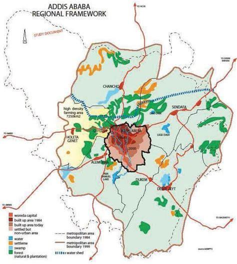 map of addis ababa city oromo free speech why resist the addis abeba master plan