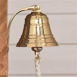 Kitchen Cabinet Shelf Brackets solid brass ship s bell kitchen