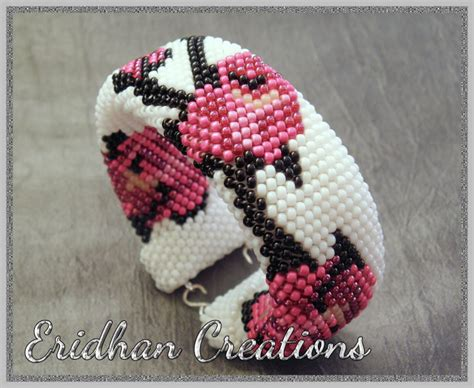how to do bead crochet eridhan creations beading tutorials beaded crochet