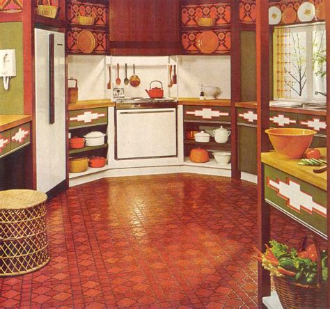 25 best ideas about 70s kitchen on 1970s