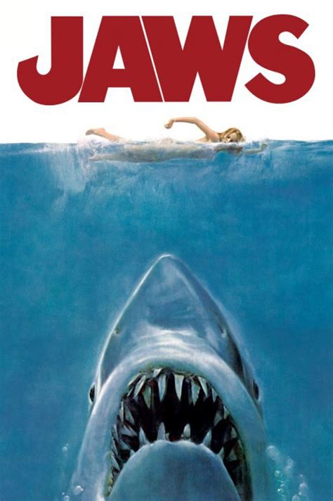 film blue classic the original jaws poster art has been missing for decades