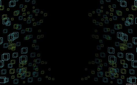 wallpaper black digital abstract shapes digital art squares black background