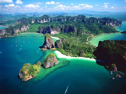thailand hotels beautiful islands 3 lao ya island krabi explorer