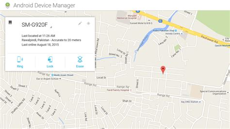locate android how to locate your lost android device