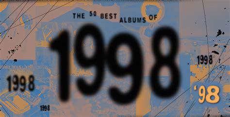pitchfork best albums the 50 best albums of 1998 pitchfork