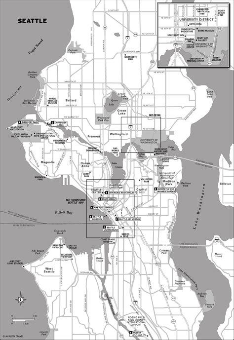 seattle map outline seattle map outline swimnova