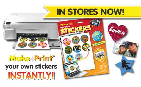 How To Make Stickers At Home