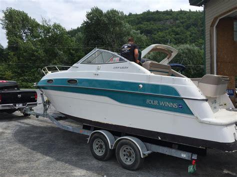 four winns boats for sale new york four winns boats for sale in ticonderoga new york