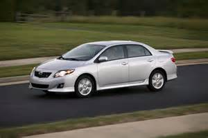 Toyota Corolla 2010 Mpg 2010 Toyota Corolla Specs Pictures Trims Colors Cars