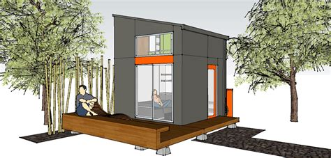 would you buy this 100 square foot micro home for 25 000
