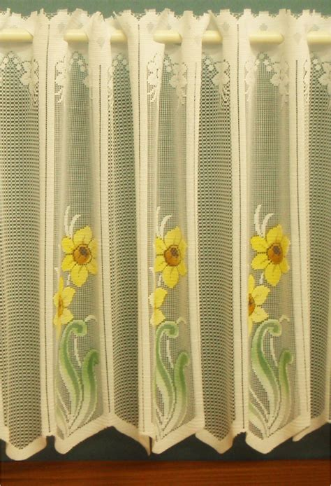 cafe curtains white daffodil white cafe net curtain woodyatt curtains