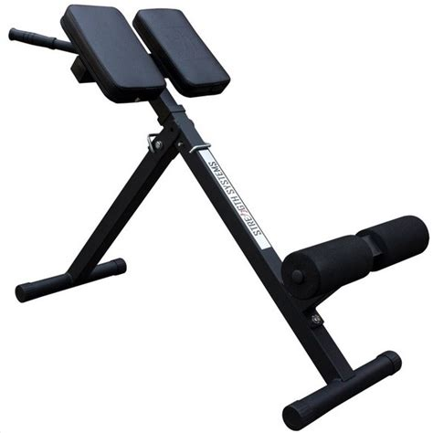 hyperextension weight bench hyperextension bench