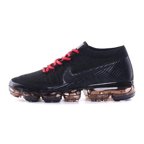 nike air vapormax air flyknit air max 2018 mens womens running shoes black 849560 006 outlet