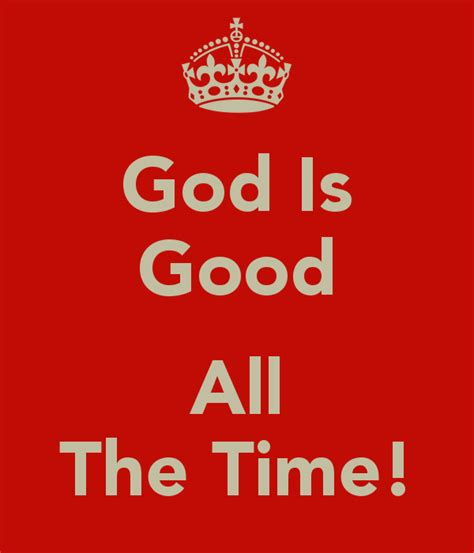 all the time god is all the time poster keep calm o matic