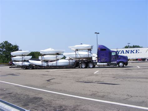 boat transport florida to california stop illegal trucking truckers forum legal boat