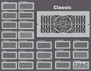 air conditioning grilles decorative air supply registers general heating air