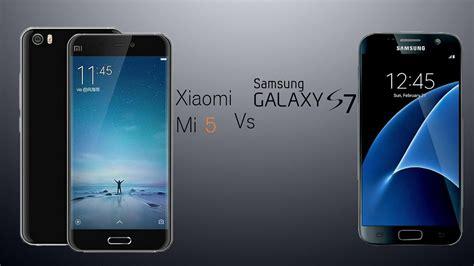 Harga Samsung S7 China bagus mana sih samsung galaxy s7 vs xiaomi mi 5 ini jawabannya