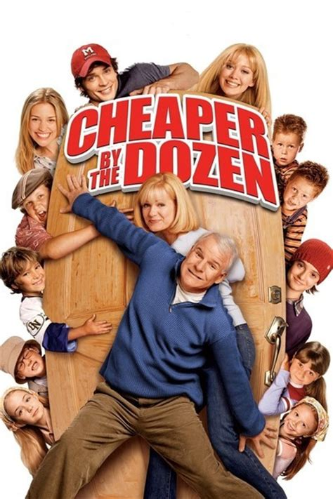film comedy disney cheaper by the dozen movie review 2003 roger ebert