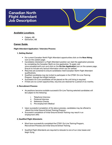Resume For Flight Attendant Job by Flight Attendant Resume No Experience Sample Experience