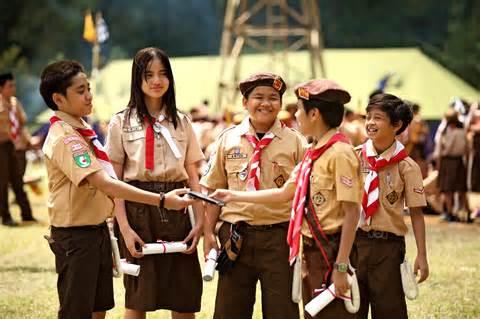 ternyata indonesia juga punya film animasi anak yang lima elang film kisah petualangan anak pramuka wawancara
