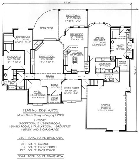 1 1 2 story floor plans pin by margaret sinclair on house plans pinterest