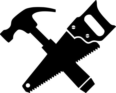 repair carpenter builder joiner svg png icon