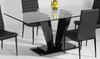 Rectangular Glass Top Dining Table Dining Table Rectangular Glass Top Dining Table