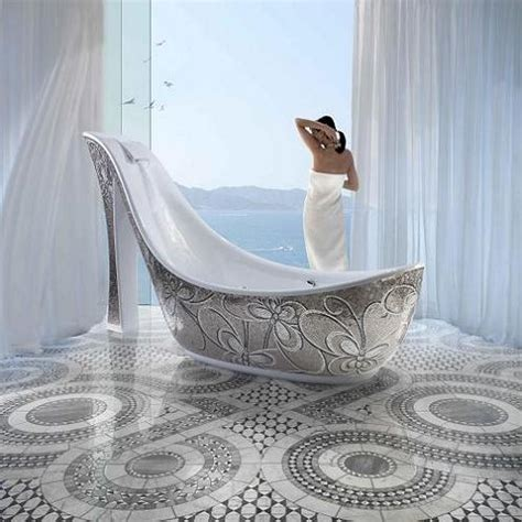 bathtub shoe 14 of the world s most awesome and bizarre bathtubs