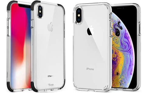 top 10 best clear cases for iphone xs iphone x