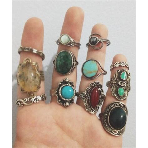 jewels undefined ring tiger jewelry vintage hippie