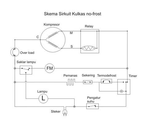 Relay Kulkas Lg kulkas dan cara kerja nya s s p