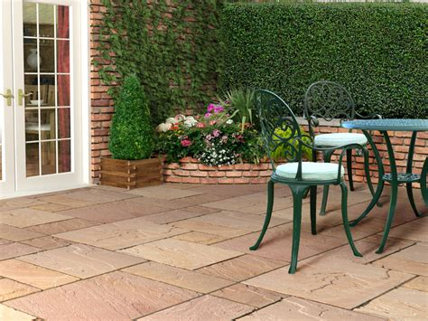 strata stones whitchurch sandstone collection modak patio packs cheap paving at lsd co uk