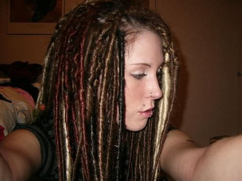 plaited dreadlocks styles dread extensions where the dreads are plaited into