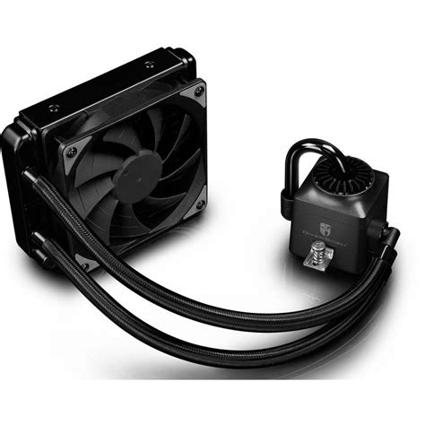Dijamin Deepcool Captain 120ex Rgb Liquid Cooler deepcool gamer captain 120ex rgb aio liquid cpu