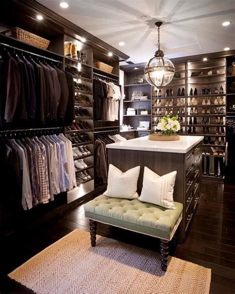 design dream closet 75 cool walk in closet design ideas shelterness