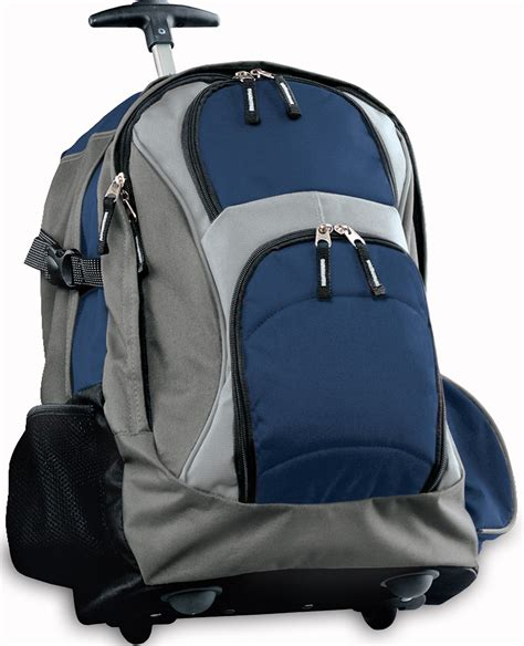 rolling backpack best school bag or travel bag wheeled bags carryon with wheels ebay