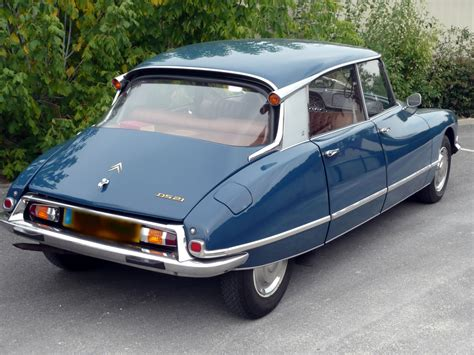 1968 Citroen Ds by 1968 Citroen Ds Photos Informations Articles