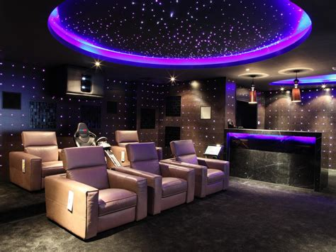 Home Theatre Interior Design Pictures Home Theater Design Ideas Pictures Tips Options Hgtv