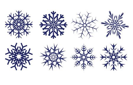 Find Flake Free by 8 Free Snowflake Vectors For Your Winter Designs
