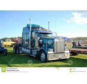 Kenworth W900 Truck Editorial Photography Image Of