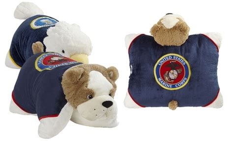 Army Pillow Pet by Operation Pillow Pets Mascot Pillow Pets Groupon