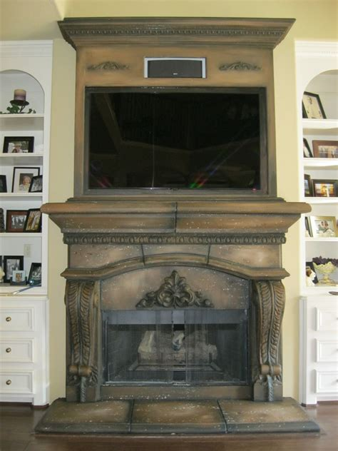 fireplace finishes fireplace finish ideas latest decor make your room more