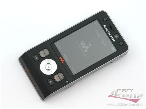 Sony Ericsson W910 sony ericsson w910 pictures official photos