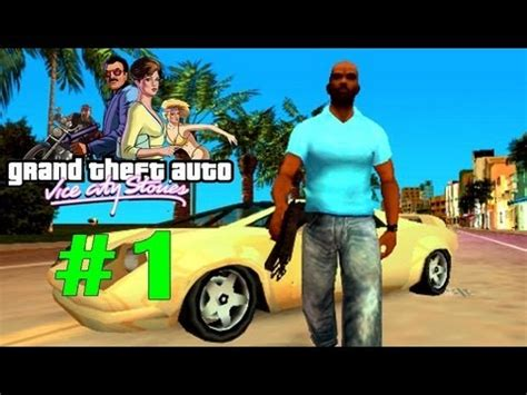 Die Coolsten Auto Spiele Der Welt by Grand Theft Auto Vice City Stories Ps2 Parte 1 Miss 227 O