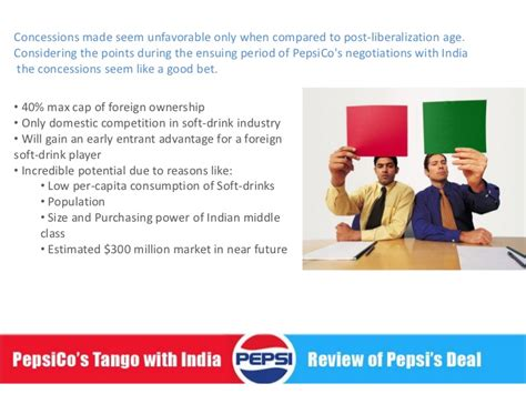 Pepsico Leadership Development Program Mba by Study On Business Environment In India Pgbari X Fc2