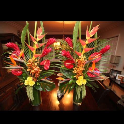 tropical flower arrangements centerpieces pin by hemert flowers and plants on arrangements with strelitzia