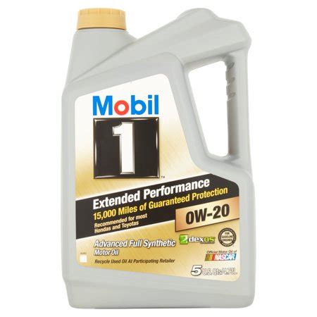 mobil 1 engine mobil 1 extended performance 0w 20 synthetic motor