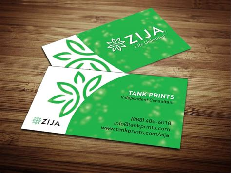 39 99 1000 biz cards zija international business cards