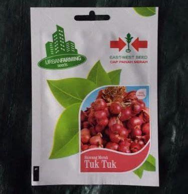 jual benih bawang merah tuk tuk 600 biji panah merah