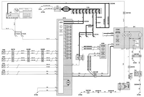 volvo 740 wiring diagram 1989 wiring diagram schemes